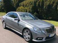 2011 Mercedes-Benz E Class 2.1 E250 CDI BlueEFFICIENCY Sport Edition 125 G-Troni
