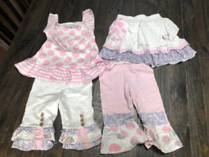 Size 2 matching outfit. From naartjie in South Africa