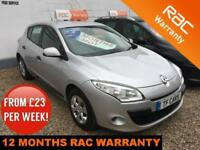 2011 Renault Megane 1.6 VVT Bizu 5 DOOR - 57'000 MILES FINANCE AVAILABLE