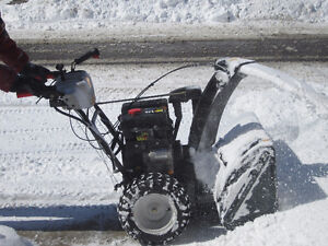 "YARD MAN -  30"" Two-Stage Snow Thrower"