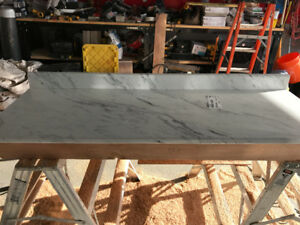 "60""  bathroom vanity laminate  countertop"