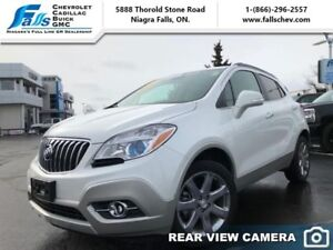 2016 Buick Encore Leather  AWD,NAV,LEATHER,REMOTE START,SUNROOF,