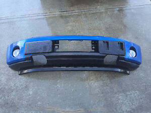 2013 Ford F-150 Front Stock Factory Bumper