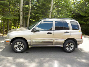 2003 Chevrolet Tracker Other