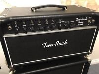 Two Rock Classic Reverb 50W Amp Head
