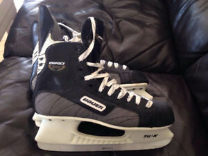 Bauer Impact Size 12.5 Mens Skates - Great Condition