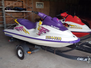 Seadoo GS and GSX