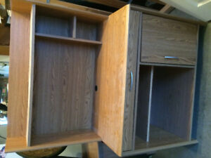 Computer disk or Tv stand unit