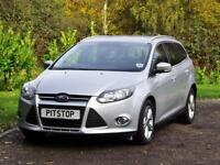 Ford Focus Zetec 1.6 Tdci 5 dr DIESEL MANUAL 2011/61