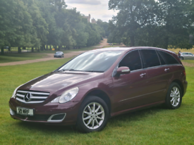 MERCEDES R320 4 MATIC 7G-TRONIC 6 SEATER