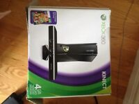 Xbox 360 with Kinect (320g)