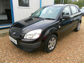 Kia Rio Ice 1.4 automatic 5 door Hatch/back