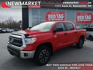 2014 Toyota Tundra TRD Off Road  - Certified - Class IV Towing -