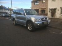 2004 shogun 3.2 DiD warrior 119k full mot