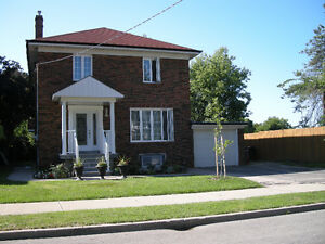 4 bedroom house North York (Willow dale and Sheppard Ave.)
