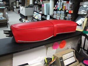 RECOVER YOUR MOTORCYCLE SEAT! Peterborough Peterborough Area image 10