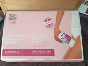 Silk'n Flash and go. Hair removal system