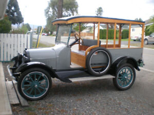 1920 Chev 490  'Depot Hack' Delivery