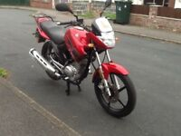 Yamaha ybr 125 copy 65 reg, may deliver