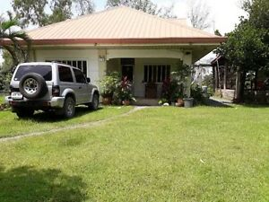 farm with 4 houses and store in Tarlac Philippines on 8.65 acres
