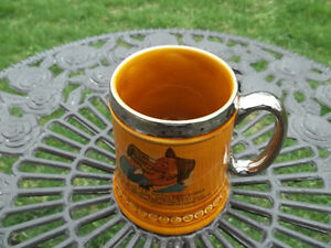 Lord Nelson Pottery vintage Steined Mug made in England West Island Greater Montréal image 3