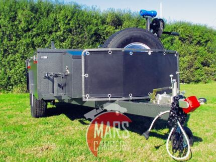 2015 Mars Vanguard Off Road Camper Underwood Logan Area Preview