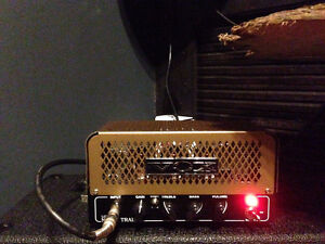 VOX LIL NIGHT TRAIN and matching 1x10 cabinet