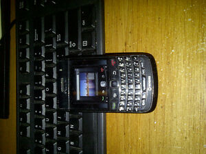 Blackberry Bold with extra battery
