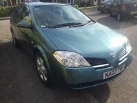Nissan primers 1.8 se 2003