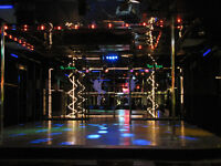 Busy club looking for dancers