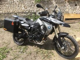 BMW f800gs beautiful example