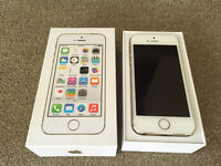 I Phone 5 S.  16 GB.  Mint Condition
