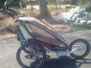 ISO Chariot Cx1 STROLLER WHEELS & SKIIS