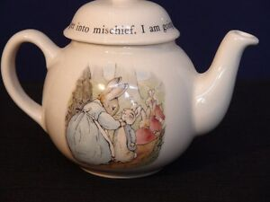Wedgwood Peter Rabbit Teapot London Ontario image 2