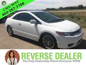 2008 Honda Civic Coupe EX Model! Sunroof, 2 Sets of Tires  R