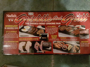 NEW! Griddle and Grill
