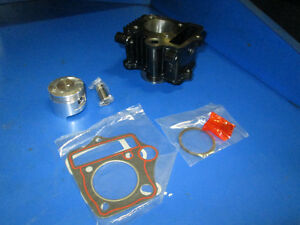 HONDA XR 70 CRF 70 CT 70 CYLINDER AND PISTON KIT BRAND NEW Prince George British Columbia image 1