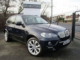 2008 BMW X5 3.0TD auto xDrive35d M Sport(OVER £14K EXTRAS +7 SEATS +DVD)