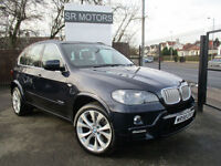 2008 BMW X5 3.0TD auto xDrive35d M Sport(OVER £14K EXTRAS +7 SEATS +DVD)