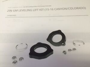 2IN GM LEVELING LIFT  KIT