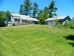 Breathtaking 160 Ft. Waterfront Home On Calabogie Lake!