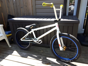 Fit bmx in good condition  $300 obo.