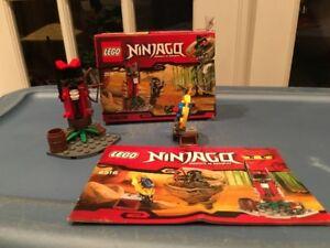 Lego Ninjago 2516 Training Outpost