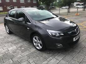 Vauxhall/Opel Astra 1.6i VVT 16v ( 115ps ) auto 2012MY SRi