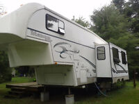 **Reduced-Must Sell Glendale Titanium 5th Wheel**