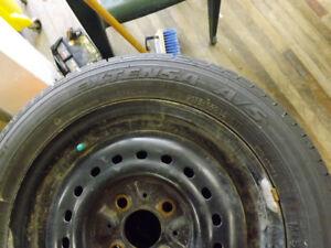 P175/65R14 all-season tires for 1995-2002 toyota corolla