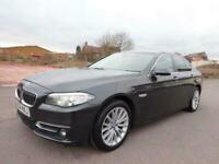 2014 64 REG BMW 5 SERIES 520D LUXURY 2.0TD DIESEL AUTO DAMAGED SALVAGE