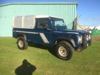 Land Rover 110 Defender 2.5 Pick Up Td5