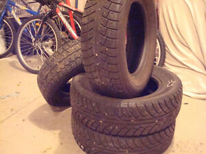 185/70R14 set of 4 winter tires