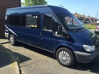 Ford transit Camper REDUCED NEED SOLD!!